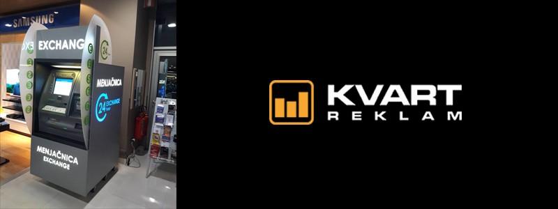 Saradnja sa firmom Kvart Reklam